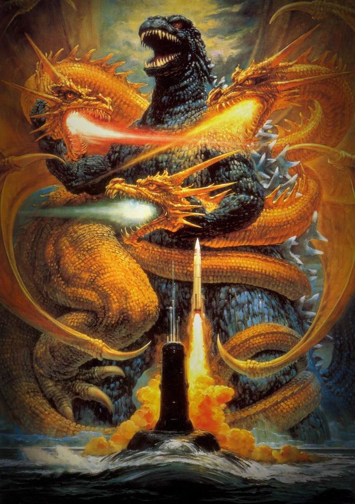 GODZILLA: KING OF THE MONSTERS – Perang Monster Rekomendasi San Diego Comic Con Siap Tayang