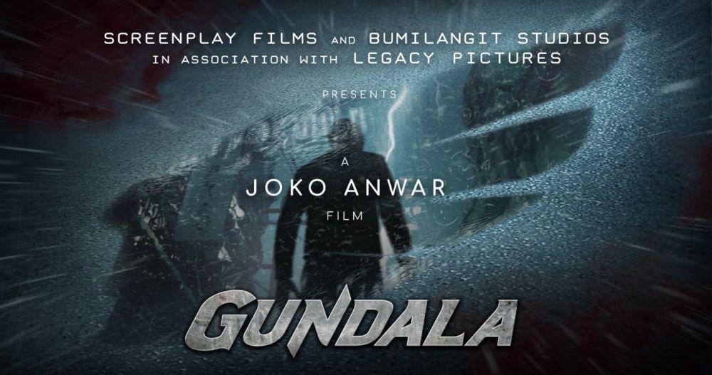 Gundala Film Baru Karya Joko Anwar Siap Rilis 2019 Intip Tampilan
