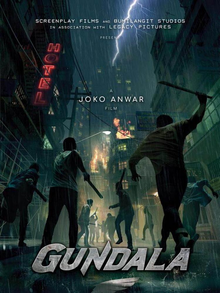 GUNDALA Film Baru Karya Joko Anwar Siap Rilis 2019 – Intip Tampilan Perdananya!