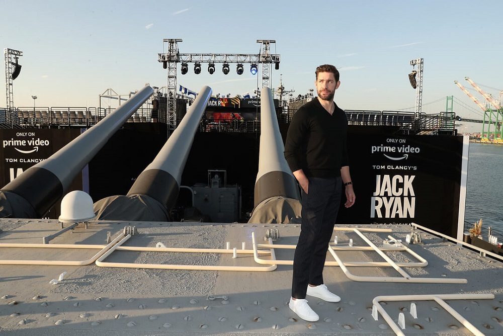 Intip Aksi John Krasinski Dalam Trailer Perdana Serial TOM CLANCY'S JACK RYAN