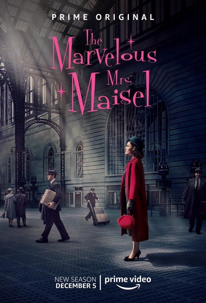 Trailer, Poster Dan Hal-Hal Menarik Tentang THE MARVELOUS MRS. MAISEL
