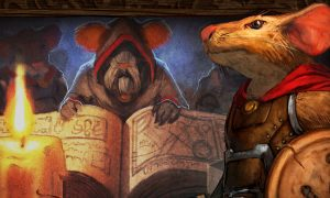 MICE AND MYSTICS Film Adaptasi Game Bakal Digarap DreamWorks