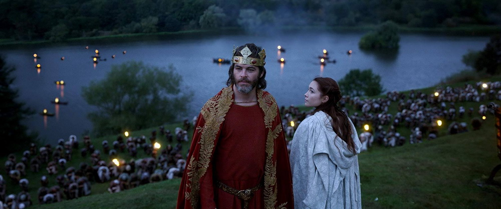 OUTLAW KING Kisah Historis Penuh Adegan Epik Tayang Di Netflix - Segera!