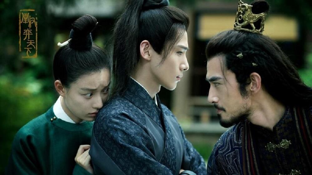 The Rise Of Phoenix serial drama tionkok
