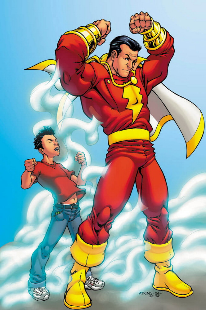 SHAZAM! Mantra Mistik Pengubah Seseorang Menjadi Superhero