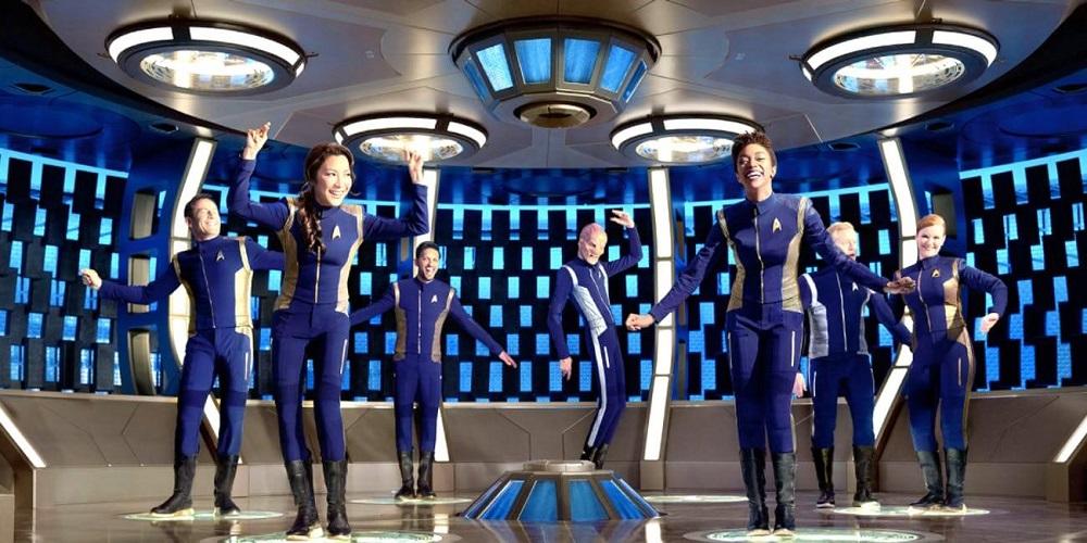 CBS Luncurkan Teaser Poster Untuk STAR TREK: DISCOVERY Season 2