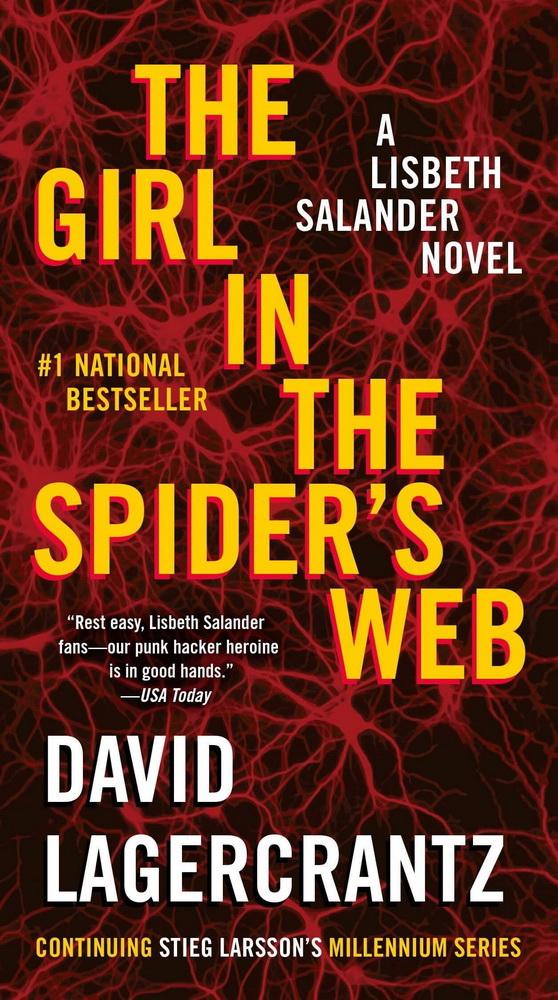 Hacker Muda Terjebak Jaringan Mata-Mata Dalam THE GIRL IN THE SPIDER'S WEB Siap Tayang