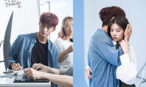 Lucu Dan Menarik Foto Behind The Scene Drama THE SMILE HAS LEFT YOUR EYES