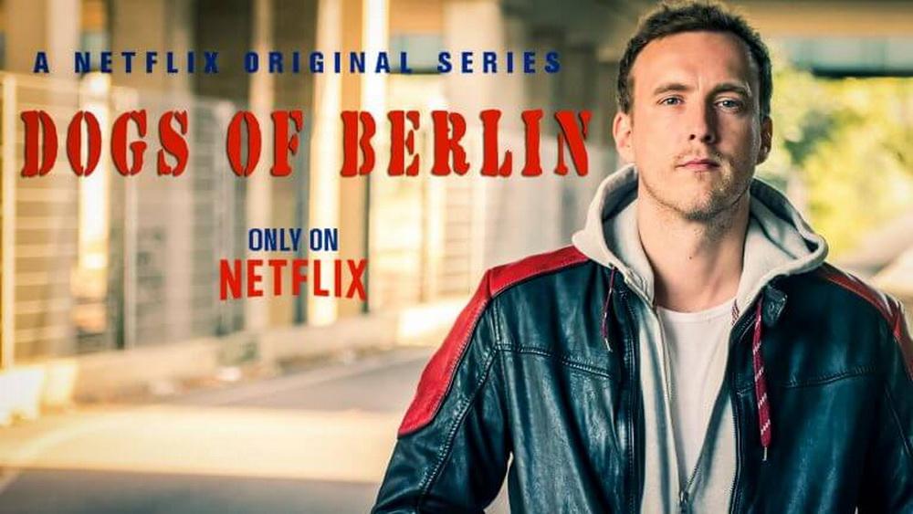 DOGS OF BERLIN Crime Movie Siap Tayang Awal Desember di Netflix