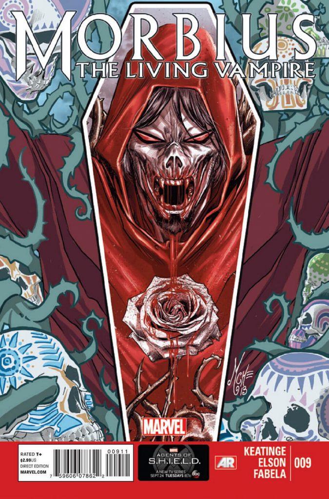 Film MORBIUS Spin-off Spider-Man Yang Bernuansa Gelap Dan Horor
