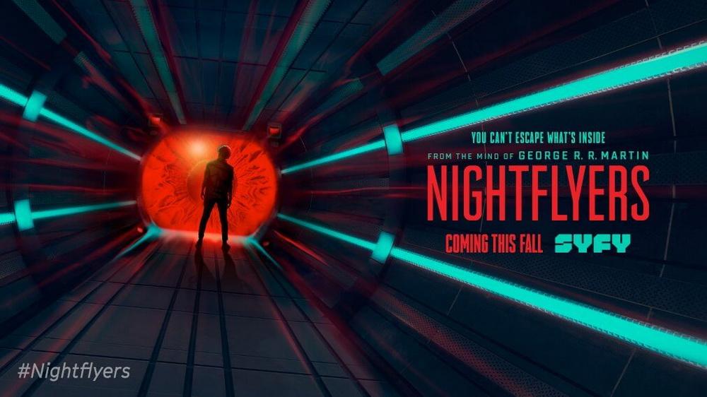 NIGHTFLYERS - Serial Fantasi Karya Penulis Game of Thrones Siap Tayang