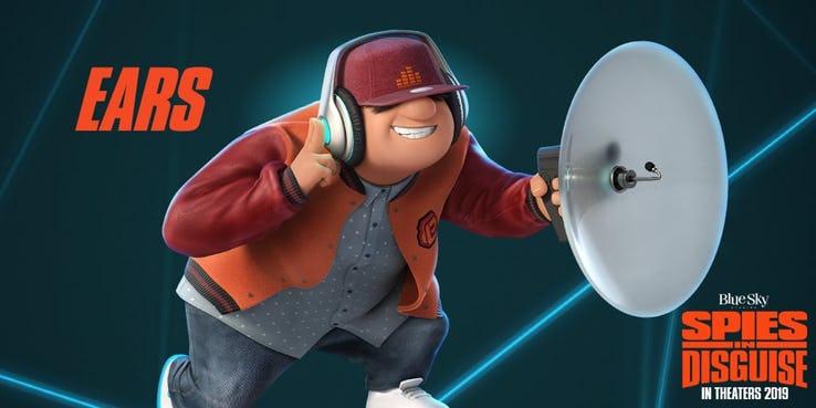 Will Smith Dan Tom Holland Bersatu Dalam Film Animasi Spies In Disguise Layar Id