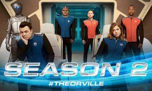 THE ORVILLE Season 2 – Jadwal Rilis, Cast dan Trailer