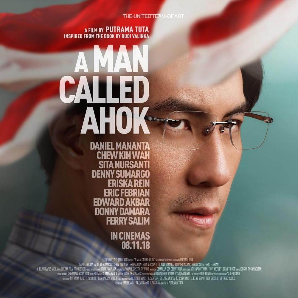 Film A MAN CALLED AHOK Tembus Satu Juta Penonton