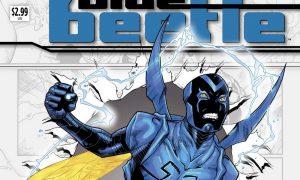 Live Action BLUE BEETLE Akan Digarap Oleh Warner Bros. dan DC