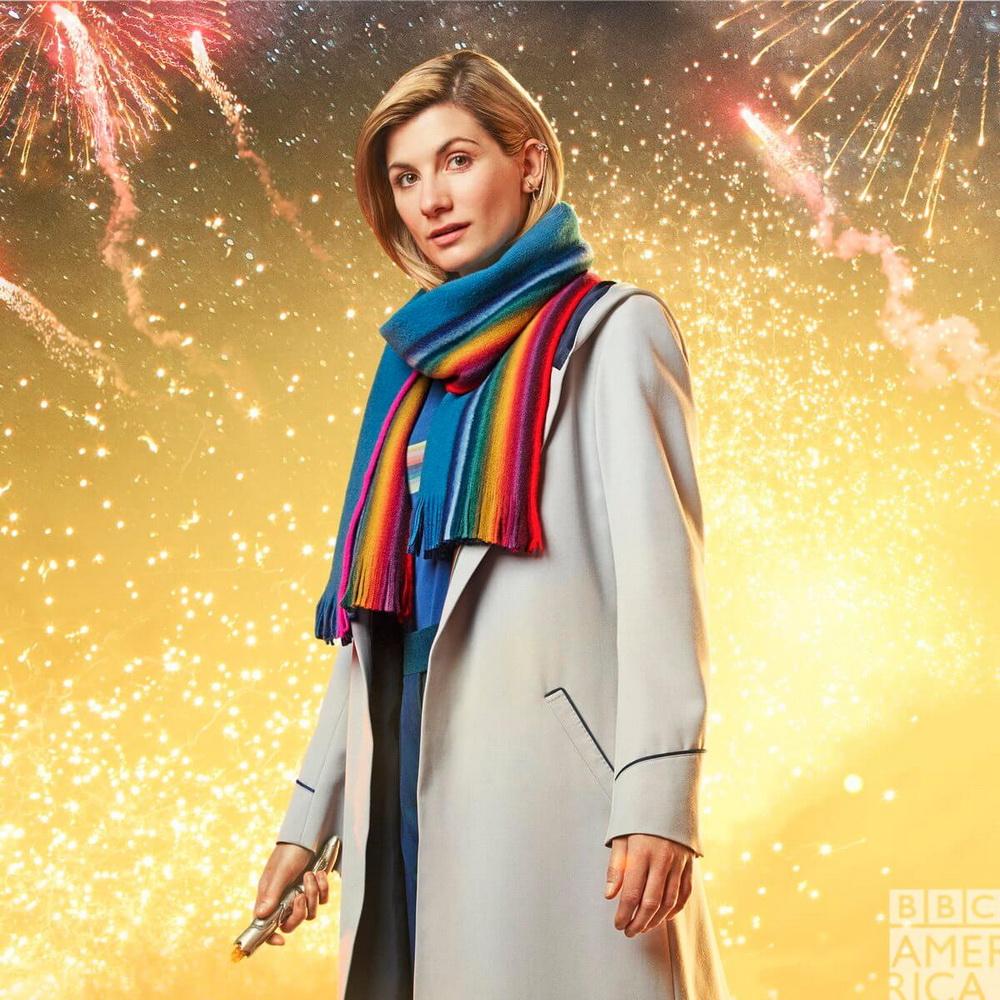 BBC Rilis Foto Pertama Serial DOCTOR WHO Episode Spesial Tahun Baru