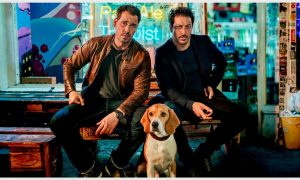 DOGS OF BERLIN Crime Movie Siap Tayang Awal Desember di Netflix