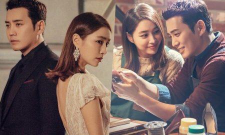 Terlibat Dalam Cinta Palsu Drama FATES AND FURIES Rilis Poster Dan Teaser Romantis