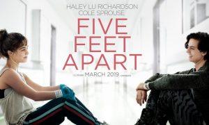 Hubungan Cinta Yang Menguras Air Mata Dalam FIVE FEET APART – Simak Trailernya!