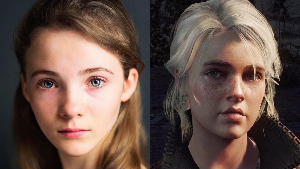 Lihat Perbandingan Karakter THE WITCHER versi Netflix vs Game Video. Keren mana?