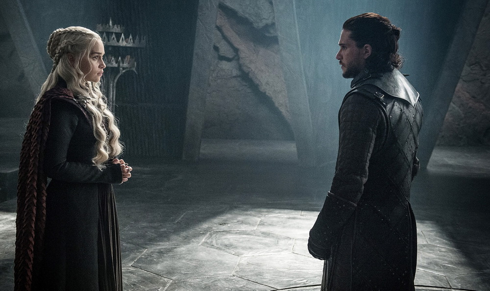 First Look Prekuel GAME OF THRONES Season 8