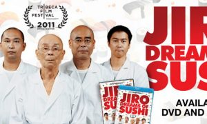 JIRO DREAMS OF SUSHI Film Dokumenter Jiro Ono Tayang Di Netflix