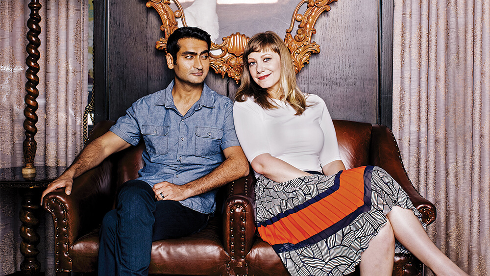 THE BIG SICK - Kisah Cinta Sejati di Balik Film Oscar-Nominated Tayang di Amazon