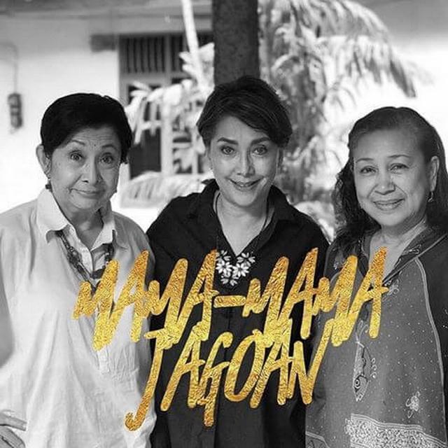 MAMA MAMA JAGOAN Kisah Perjuangan Tiga Wanita Mencari Monang