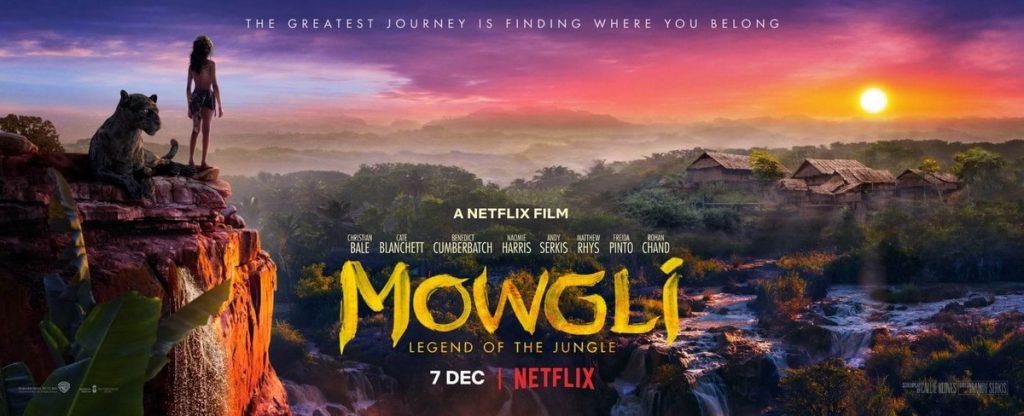 MOWGLI: LEGEND OF THE JUNGLE Film Arahan Andy Serkis Rilis Di Netflix – Simak Trailernya!