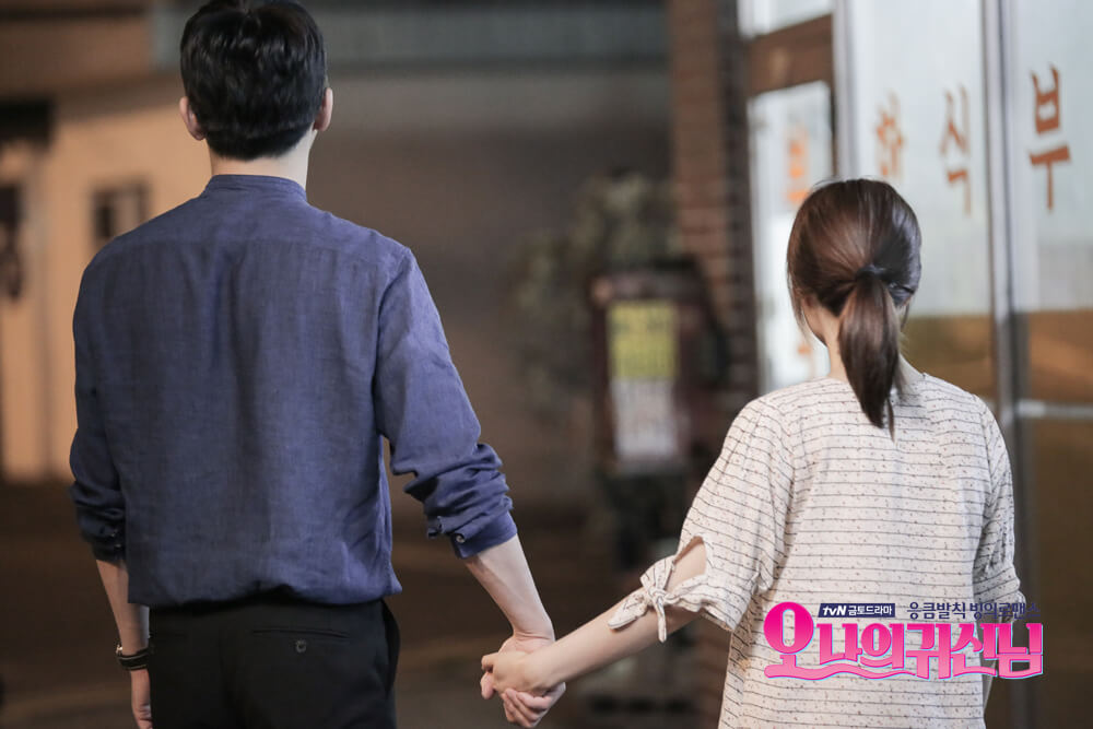 OH MY GHOST Drama Romantis Hits Siap Bikin Baper Pemirsa Netflix