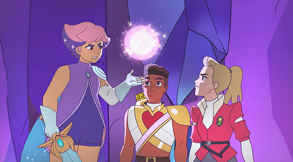 SHE-RA AND PRINCESSES OF POWER – Tayang Premier Di Netflix November Ini