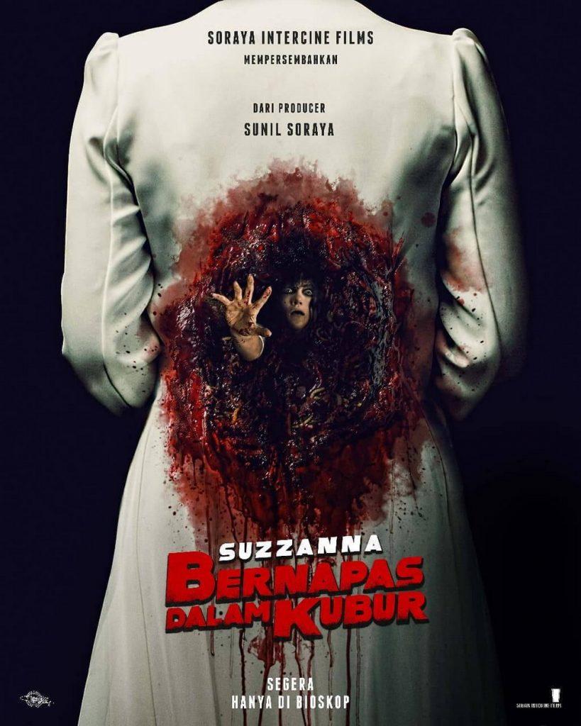 Film Suzzanna: Bernapas dalam Kubur Tembus Satu Juta Penonton