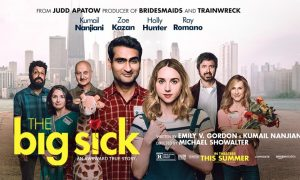 THE BIG SICK - Kisah Cinta Sejati di Balik Film Oscar-Nominated Tayang di Amazon