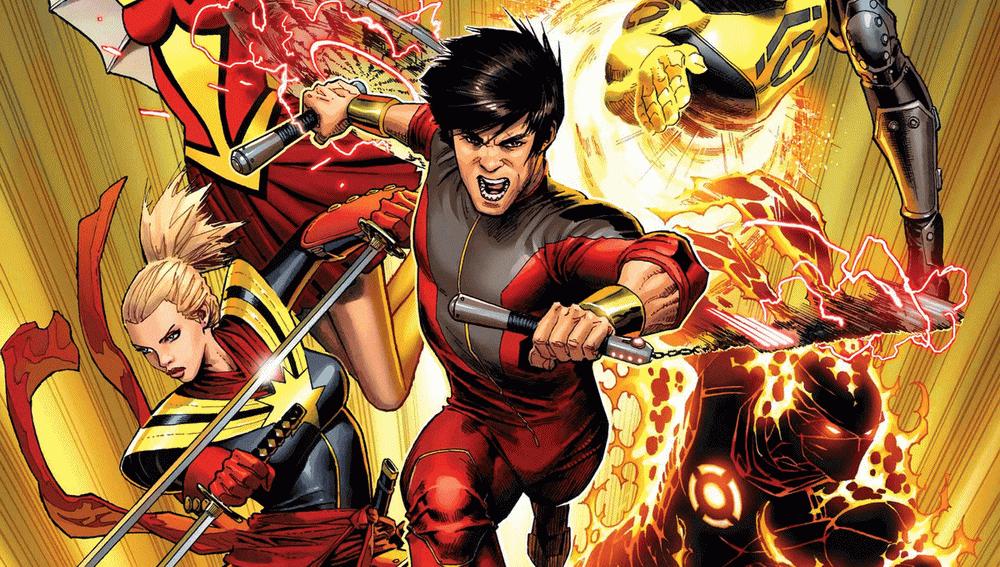 Marvel Studio Akan Menggarap SHANG-CHI Sebagai Film Superhero Asia Pertama