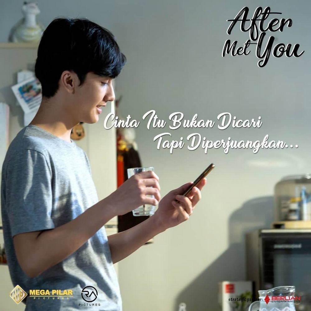 Siap Baper! AFTER MET YOU – Sajikan Kisah Remaja Dan Dilema Cintanya