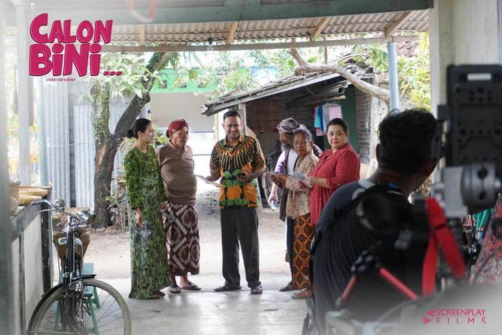 CALON BINI Sebuah Kisah Tentang Gadis Desa Yang Mengadu Nasib Di Ibukota
