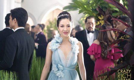 Constance Wu Membuat Sejarah Aktris Asia Pertama Sebagai Nominasi Golden Globe 2019