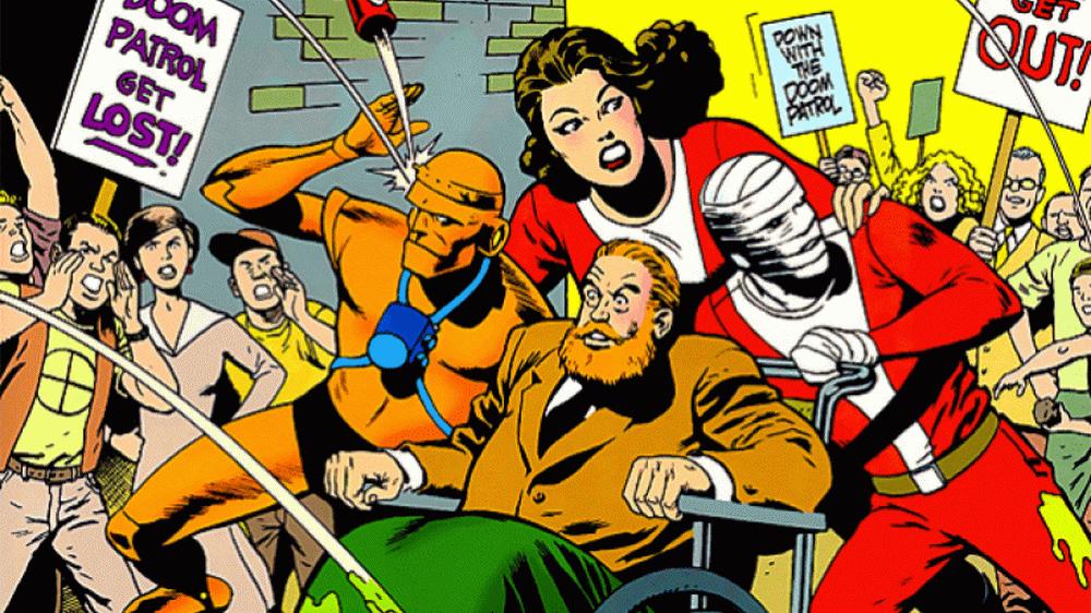 DC Universe Menggoda Penggemar Dengan Tayangan Superheronya di 2019