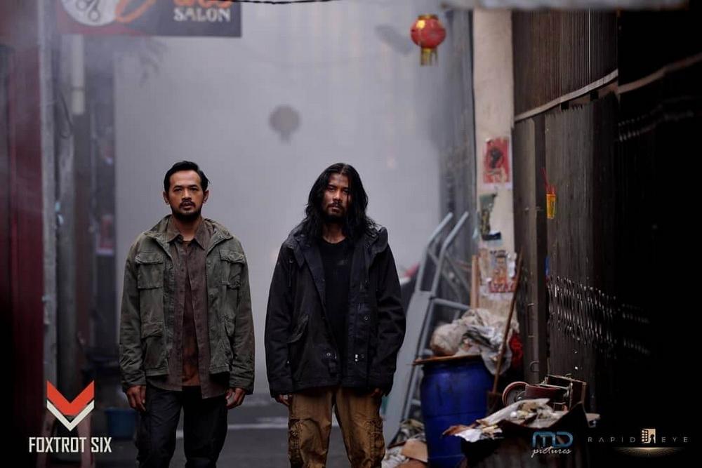 FOXTROT SIX Rilis Trailer Perdana Dan Jadwal Tayang