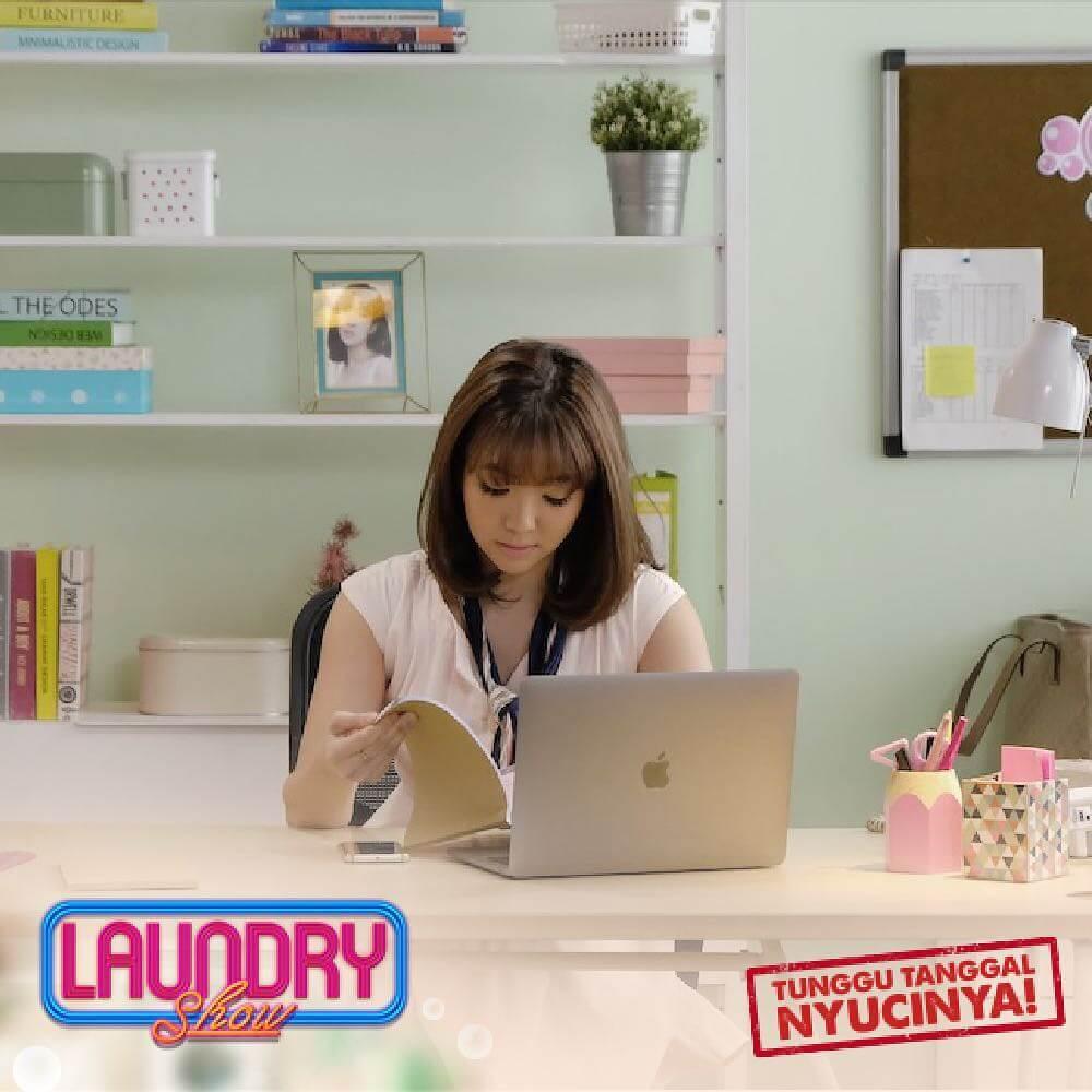 LAUNDRY SHOW - Dilema Cinta Di Tengah Persaingan Bisnis