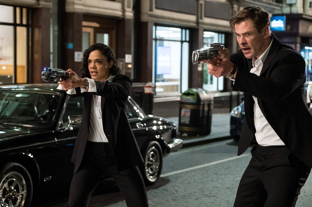Penasaran? Intip Trailer Perdana MEN IN BLACK INTERNATIONAL