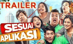 SESUAI APLIKASI – Drama Komedi Kisah Ojek Online Awali Film Indonesia Tayang Desember