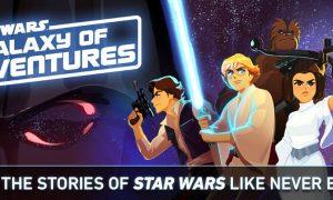 STAR WARS GALAXY OF ADVENTURES – Animasi Pendek Untuk Anak Bakal Segera Dirilis