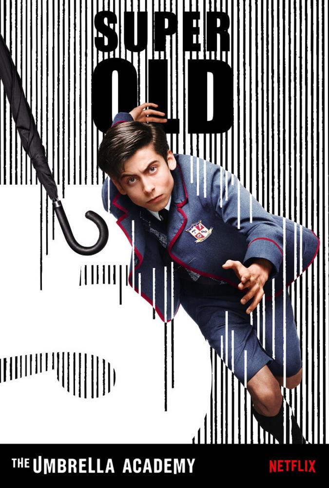 Teaser Dan Poster Karakter Serial Paling Diantisipasi Di Netflix THE UMBRELLA ACADEMY