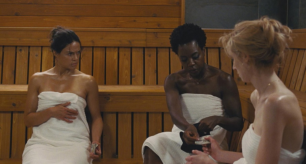 WIDOWS Menceritakan Balas Dendamnya Para Janda Dari Suami Yang Kriminal