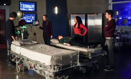 THE FLASH Episode Memorabilia - Ungkap Kepanikan Nora