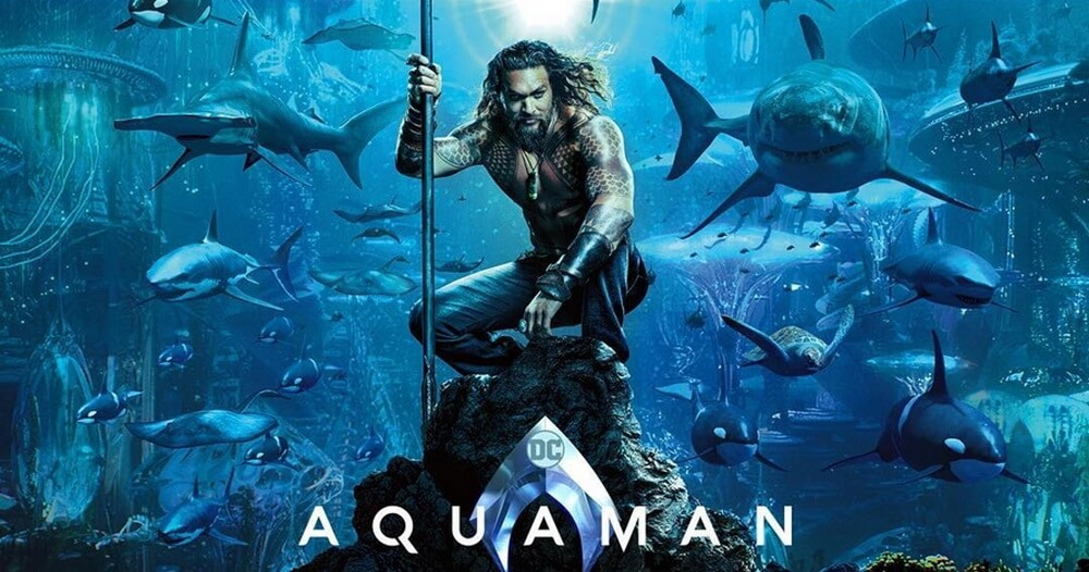 Fantastic! Pendapatan Box Office Global AQUAMAN Kalahkan THE DARK KNIGHT