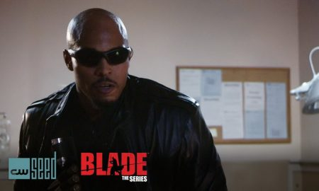 BLADE: THE SERIES Sekarang Ditayangkan Di The CW Seed