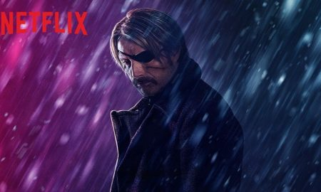 POLAR - Film Adaptasi Komik Web Rilis Di Netflix