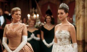 Naskah PRINCESS DIARIES 3 Telah Selesai – Anne Hathaway Dan Julie Andrews